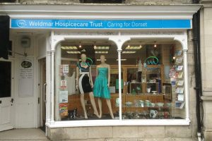 Extended summer opening hours for our charity shop in Swanage