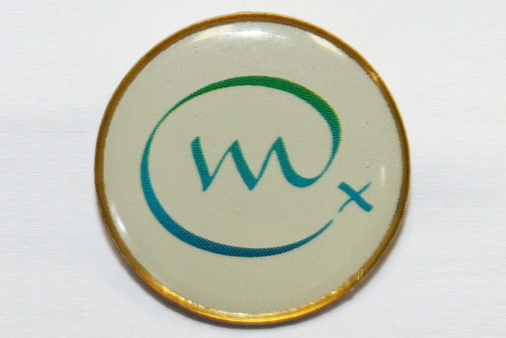 Weldmar Pin Badge