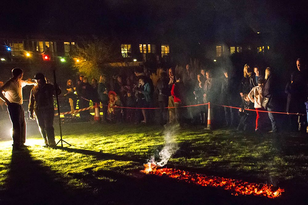 Firewalk for Weldmar