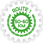 Great Dorset Cycle Challenge Route 1 Cog