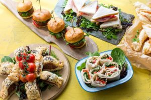 zest sandwiches and sliders
