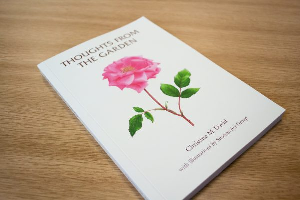 Thoughts From The Garden book